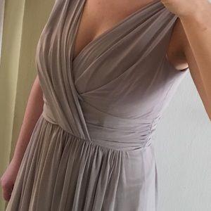 be8e753b422 dessy Dresses - Dessy Platinum Size 8 Style 2894